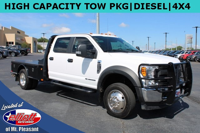 Pre-Owned 2017 Ford F-450SD XL