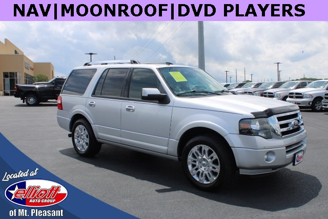 Pre-Owned 2012 Ford Expedition Limited