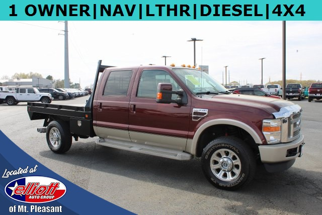 Pre-Owned 2010 Ford F-350SD King Ranch