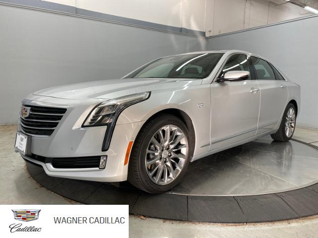 Pre-Owned 2018 Cadillac CT6 4dr Sdn 3.6L Luxury AWD