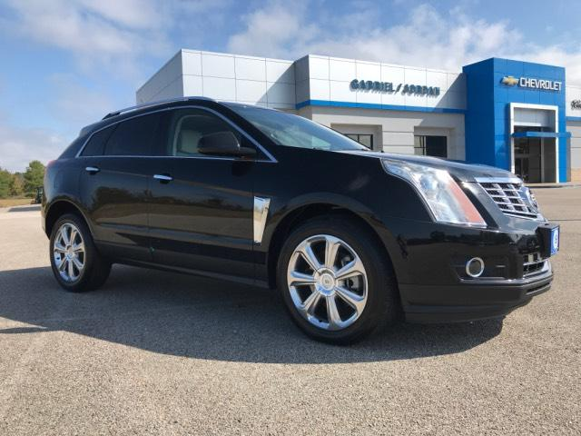 Pre-Owned 2014 Cadillac SRX FWD 4dr Premium Collection