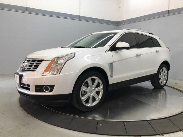 2016 Cadillac Crossover >> Pre Owned 2016 Cadillac Srx Fwd 4dr Premium Collection Fwd Sport Utility