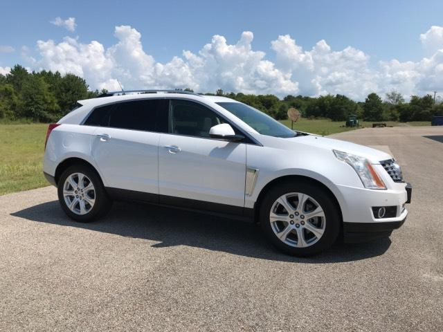 Pre-Owned 2014 Cadillac SRX AWD 4dr Premium Collection