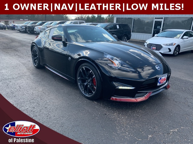 Pre-Owned 2018 Nissan 370Z NISMO Tech