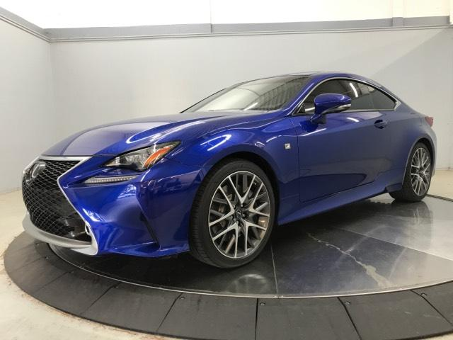 Pre-Owned 2017 Lexus RC RC 350 F Sport RWD