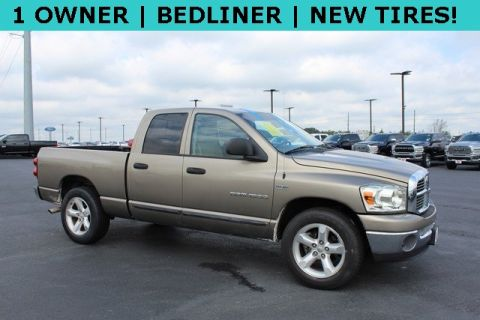 Pre-Owned 2007 Dodge Ram 1500 Lone Star