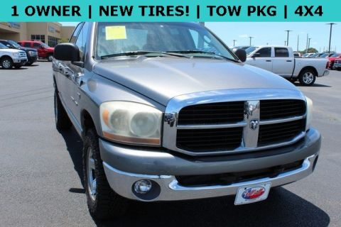 Pre-Owned 2006 Dodge Ram 1500 TRX4 Off-Road