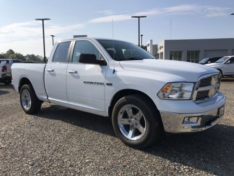 Pre-Owned 2011 Ram 1500 Lone Star