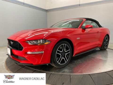 Pre-Owned 2018 Ford Mustang GT Premium Convertible