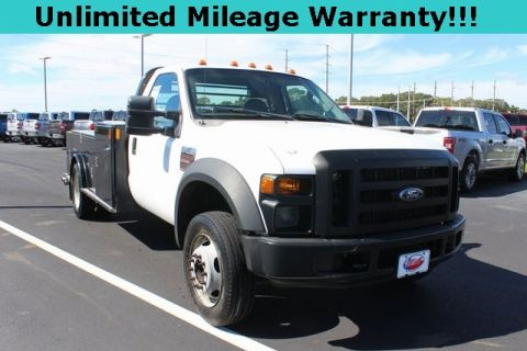 Pre-Owned 2008 Ford F-450SD XL