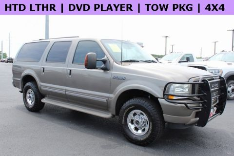 Pre-Owned 2003 Ford Excursion Limited