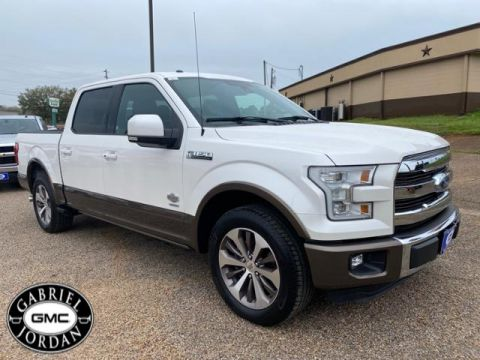 Pre-Owned 2015 Ford F-150 2WD SuperCrew 145 King Ranch