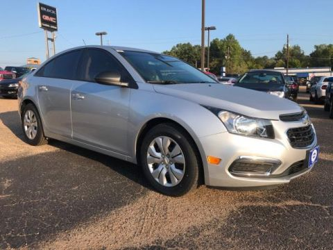 Pre-Owned 2015 Chevrolet Cruze 4dr Sdn Auto LS