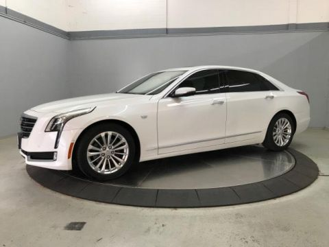 Pre-Owned 2016 Cadillac CT6 4dr Sdn 2.0L Turbo Luxury RWD