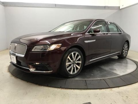 Pre-Owned 2019 Lincoln Continental Standard FWD