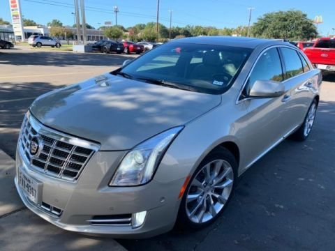 Pre-Owned 2015 Cadillac XTS 4dr Sdn Luxury FWD