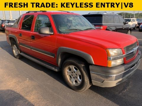 Pre-Owned 2003 Chevrolet Avalanche 1500 Base