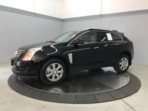 Pre-Owned 2016 Cadillac SRX FWD 4dr Luxury Collection